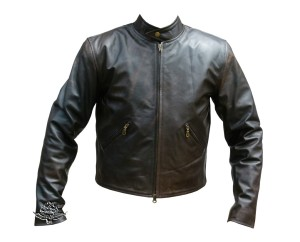 Tron Legacy Sam Flynn Leather Jacket from hotleather.co